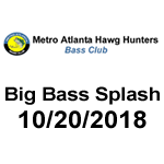 10/20/18 Big Bass Splash