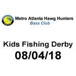 08/04/18 Kids Fishing Derby